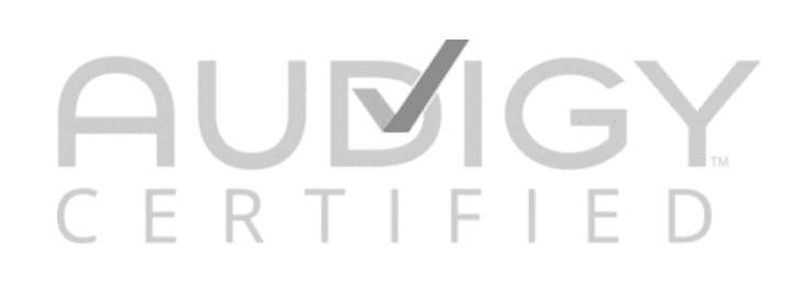Audigy Certified