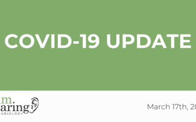 COVID-19 Update [March 17th, 2020]