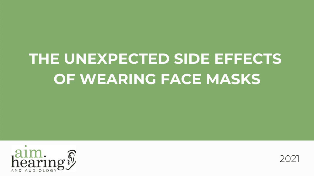 The Unexpected Side Effects of Wearing Face Masks