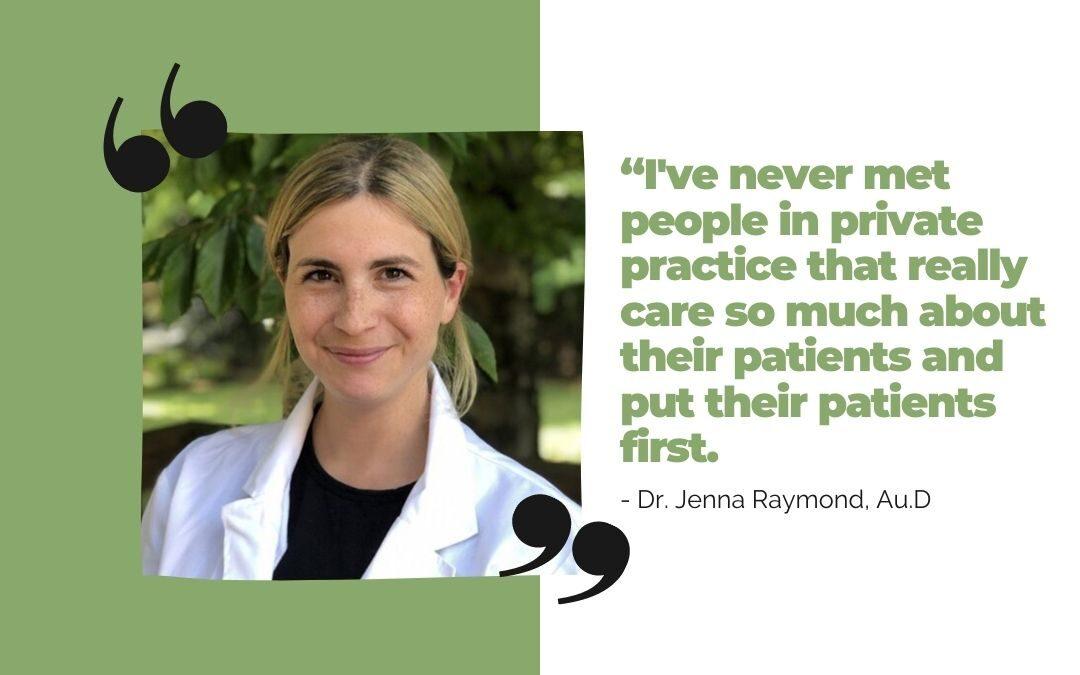 Meet Jenna – Her Journey Through Hearing Care